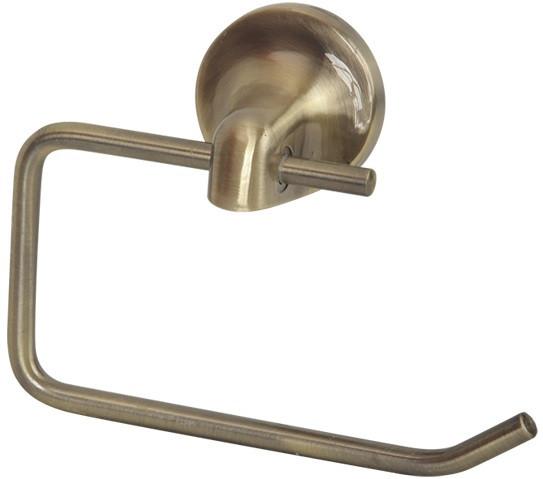 Держатель туалетной бумаги Veragio Oscar Bronzo OSC-5280.BR держатель для туалетной бумаги brabantia profile цвет черный 483400