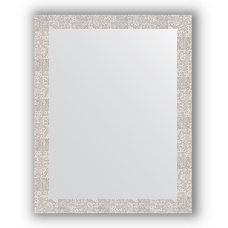Зеркало 76х96 см соты алюминий Evoform Definite BY 3275 зеркало evoform definite floor 197х108 соты алюминий