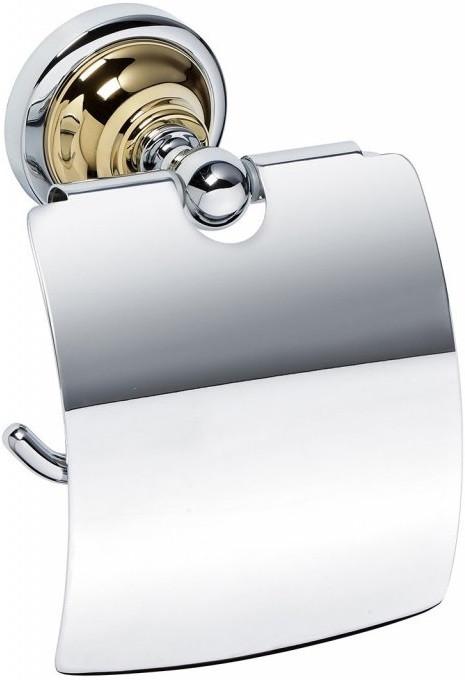 Держатель туалетной бумаги Bemeta Retro 144212018 держатель туалетной бумаги bemeta с крышкой 150x90x150мм 104212012