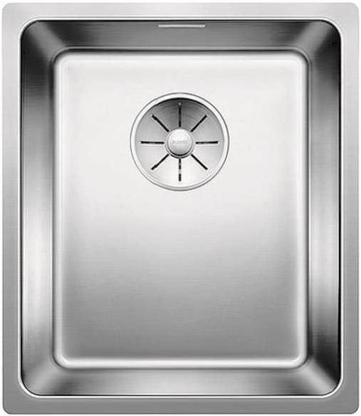 Кухонная мойка Blanco Andano 340-U InFino зеркальная полированная сталь 522955