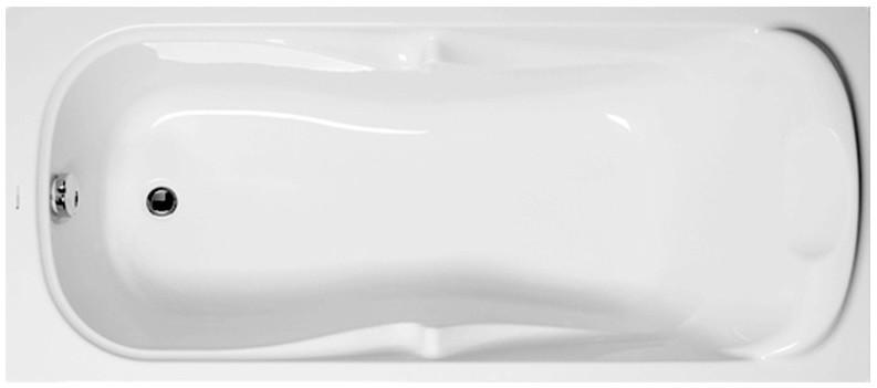 Акриловая ванна 170х75 см Vagnerplast Charitka VPBA170CHA2X-04
