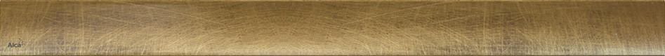 Декоративная решетка 744 мм AlcaPlast Design Antic античная бронза DESIGN-750ANTIC фото