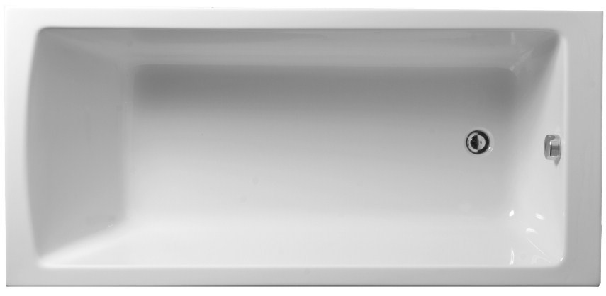 Акриловая ванна 150х70 см Vitra Neon 52510001000 ванна акриловая bach лаура 150х70 корпус