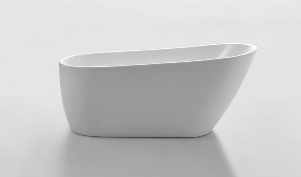 Акриловая ванна 170х72 см BelBagno BB62-1700 акриловая ванна belbagno bb80 1700
