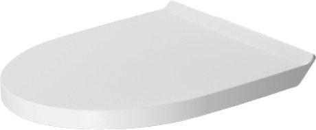Сиденье для унитаза с микролифтом Duravit DuraStyle 0020790000 сиденье для унитаза с микролифтом duravit architec 0069690000