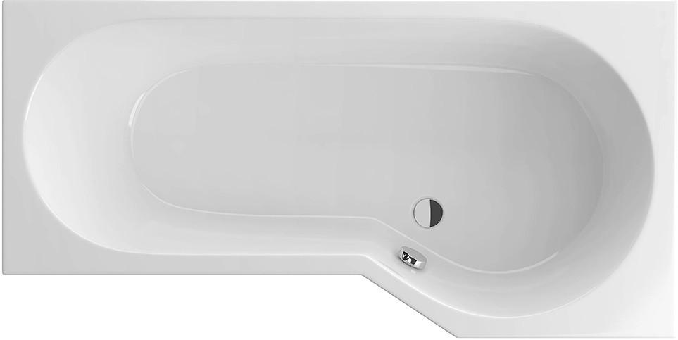 Акриловая ванна 160х80 см правая Excellent Be Spot WAEX.BSP16WH цена