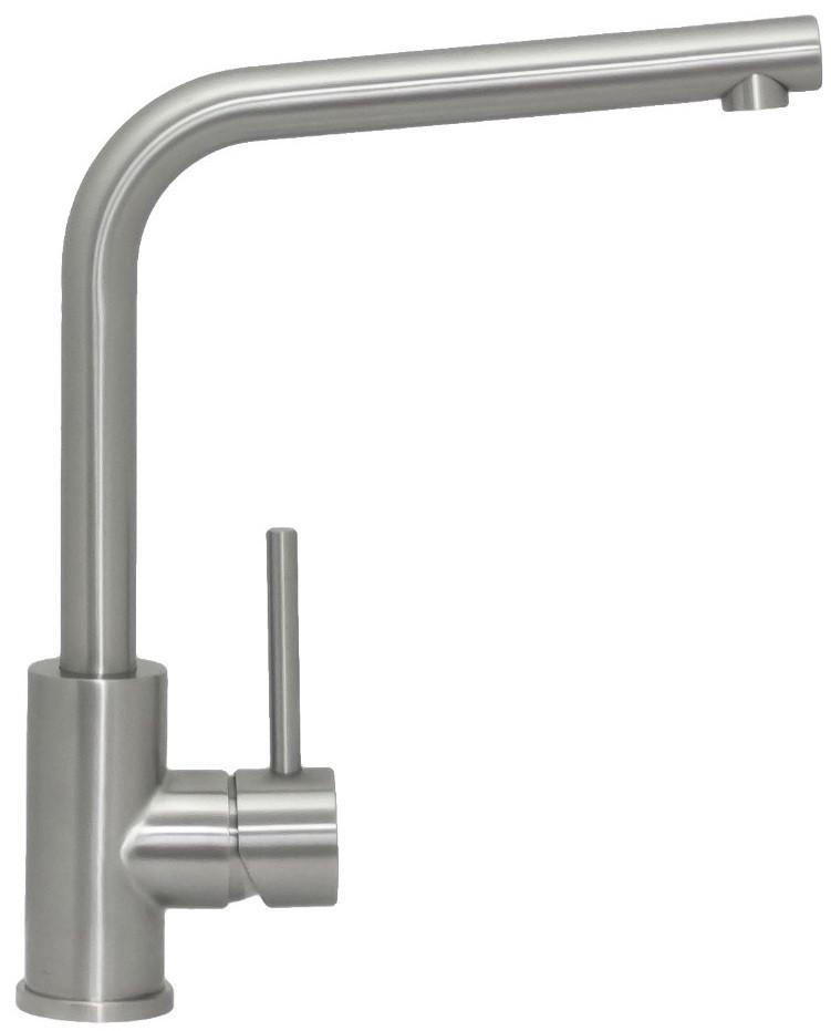 Смеситель для кухни Seaman Eco Glasgow Stylus SSN-3028S кран для питьевой воды seaman eco glasgow mono для фильтра ssn 3015