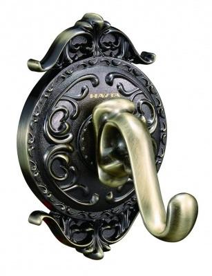 Крючок одинарный Hayta Classic Bronze 13901/BRONZE