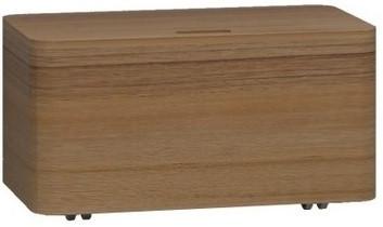 Тумба натуральная древесина 80 см Vitra Nest Trendy 56181 тумба под раковину vitra nest trendy 80 с одним ящиком 56138