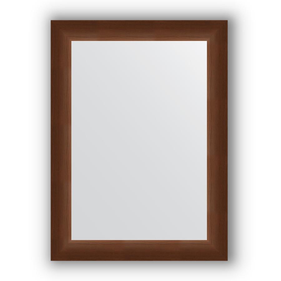 Зеркало 56х76 см орех Evoform Definite BY 0799 зеркало evoform definite 44х34 орех