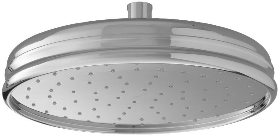 Верхний душ 200 мм Jacob Delafon Katalyst E13692-CP верхний душ jacob delafon katalyst e13692 cp