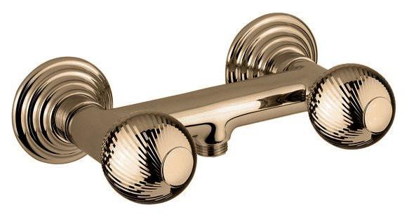 Смеситель для душа бронза, ручки металл Cezares Olimp OLIMP-DS-02-M смеситель для ванны бронза cezares olimp olimp vm 02 l