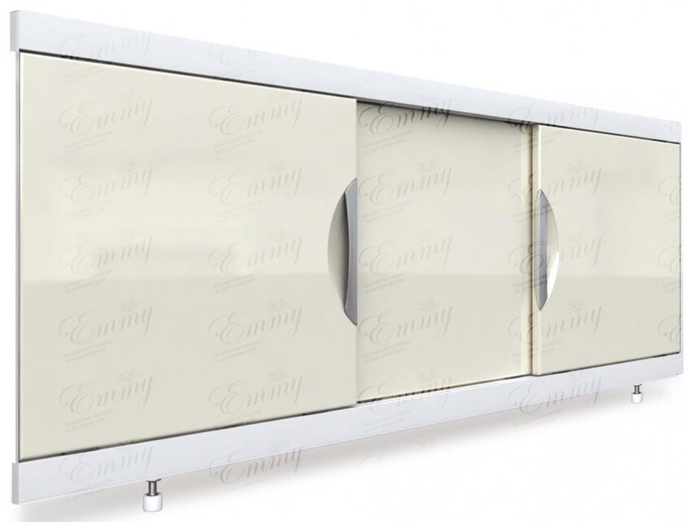 цена на Экран под ванну 137х52 см бежевый Emmy Валенсия EMMYVAL13752BEJ