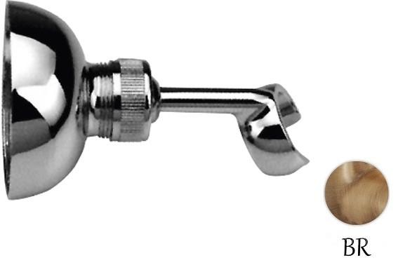 Держатель для ручного душа бронза Cezares CZR-SOC-02 кронштейн для верхнего душа cezares czr soc 02