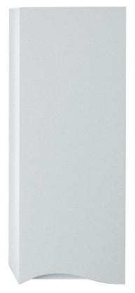Фото - Шкаф белый глянец 1Marka Этюд У25502 тумба белый глянец 74 6 см 1marka этюд у57583