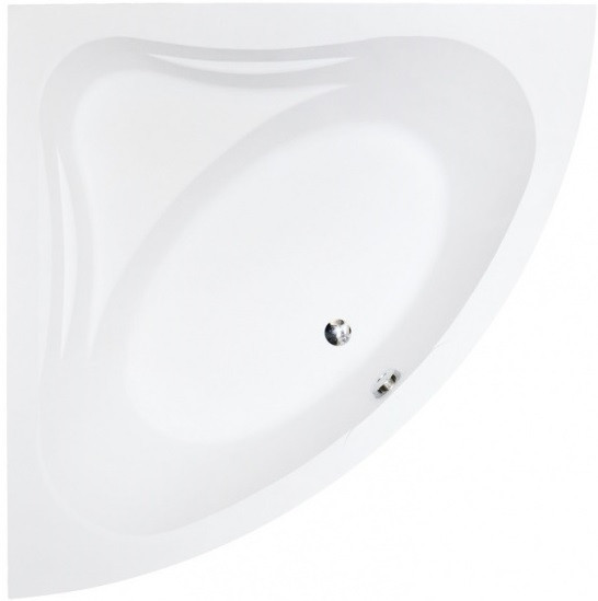 Акриловая ванна 140х140 см Besco Mia WAM-140-NS цена