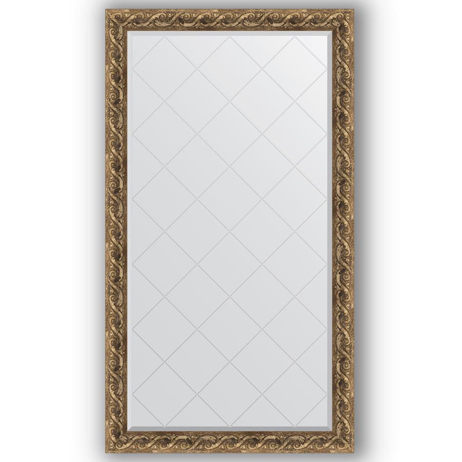 Зеркало 96х170 см фреска Evoform Exclusive-G BY 4399 зеркало evoform exclusive g 185х131 фреска