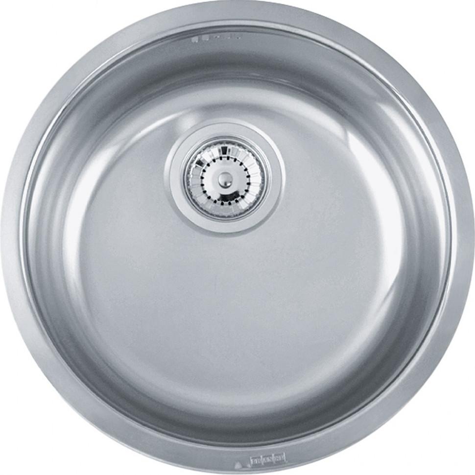 Кухонная мойка Franke Rambla RAX 610-38 полированная сталь 101.0017.998 rax b656