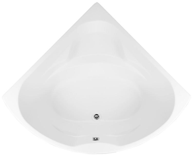 Акриловая ванна 135x135 см Aquanet Vitoria 00205371 акриловая ванна aquanet vitoria 204049