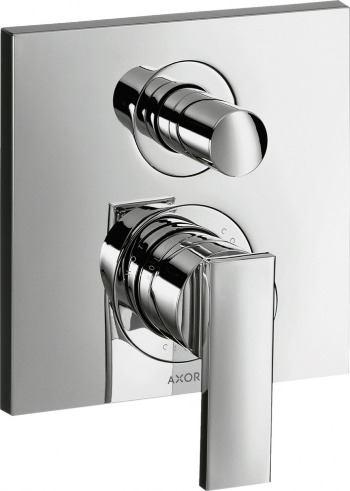 Смеситель для ванны Axor Citterio 39455000 смеситель для душа axor citterio m 34620000