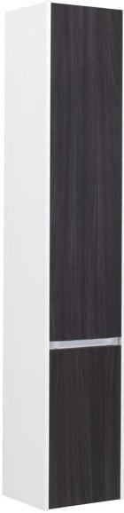 Пенал подвесной правый эвкалипт мистери/белый Aquanet Клио 00195724 пенал подвесной правый белый aquanet порто 00195732