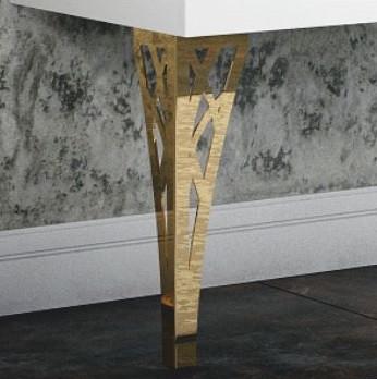 Ножка золото Corozo Таормина SD-00000331