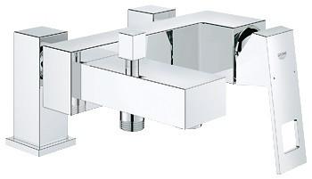 Grohe Eurocube 23143000 Смеситель для ванны, вертикальные подключения