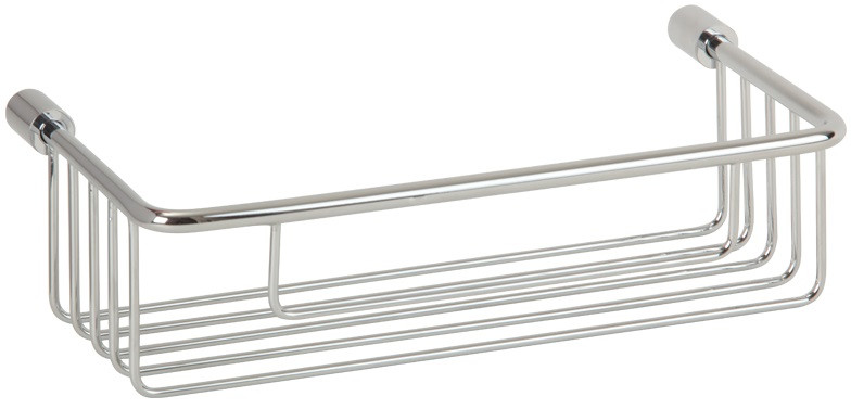 Полка 22,5 см Veragio Baskets Cromo VR.GFT-9056.CR цена и фото