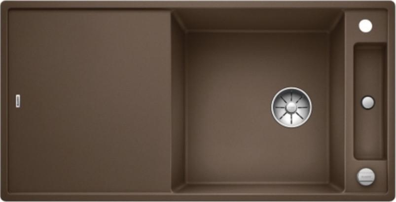 Кухонная мойка Blanco Axia III XL 6S InFino мускат 523508
