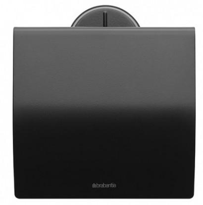 Держатель туалетной бумаги Brabantia Profile 483400 держатель для туалетной бумаги brabantia profile цвет черный 483400