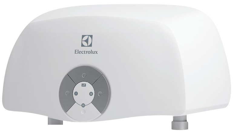 Электрический проточный водонагреватель Electrolux Smartfix 2.0 T (5,5 kW) - кран