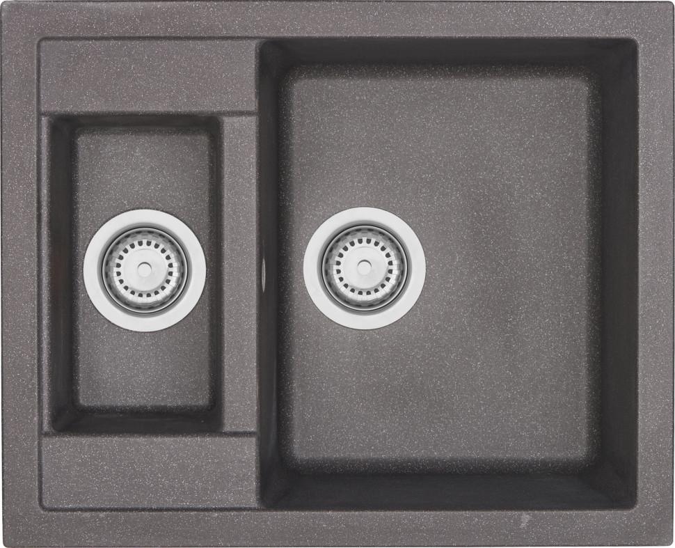 Кухонная мойка лава Longran Ultra ULS615.500 15 - 40 цена