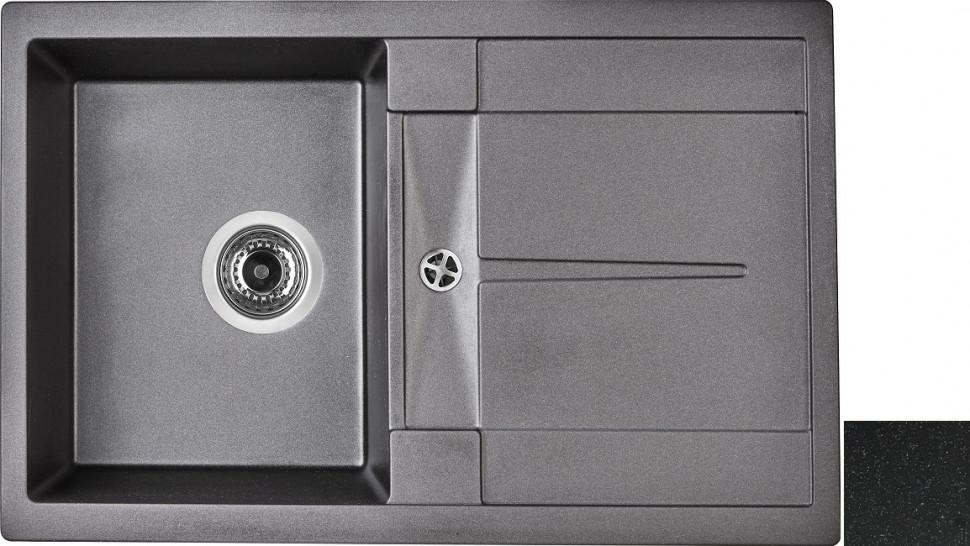 Кухонная мойка черный Ukinox Иртыш Irtysh - 10 недорго, оригинальная цена