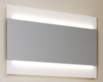 Зеркало 80х60 см с подсветкой Aqwella 5 Stars Bergamo Ber.02.08