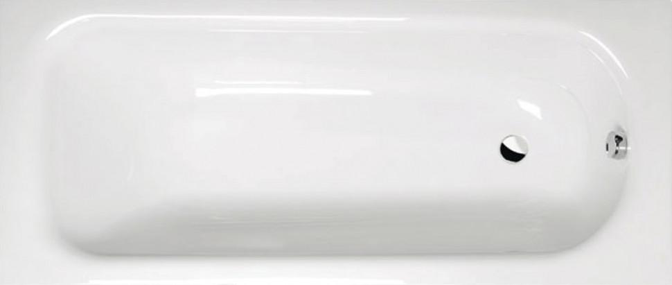 Акриловая ванна 160х70 см Alpen Laura 24611 ванна акриловая александра 160х70 см