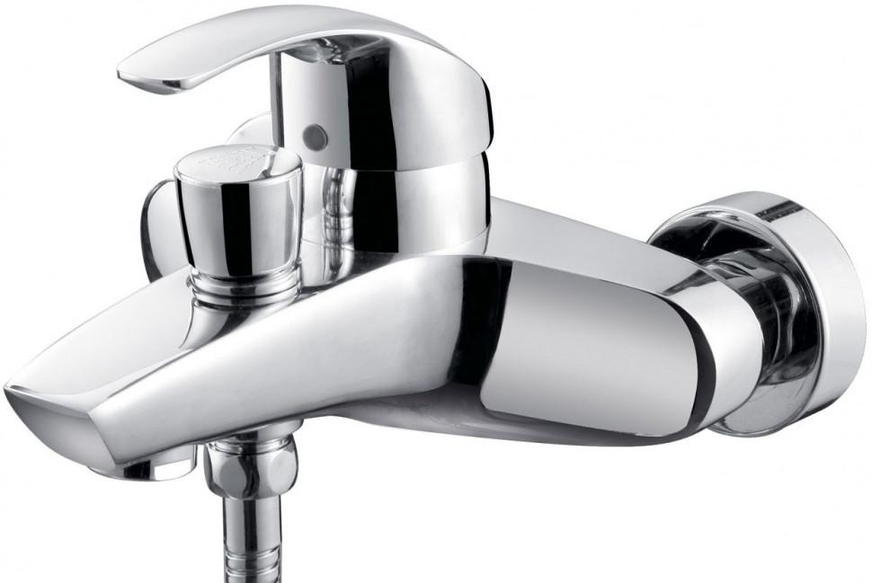 Смеситель для ванны Kaiser Nova 23022 смеситель для ванны kaiser classic хром 16055b