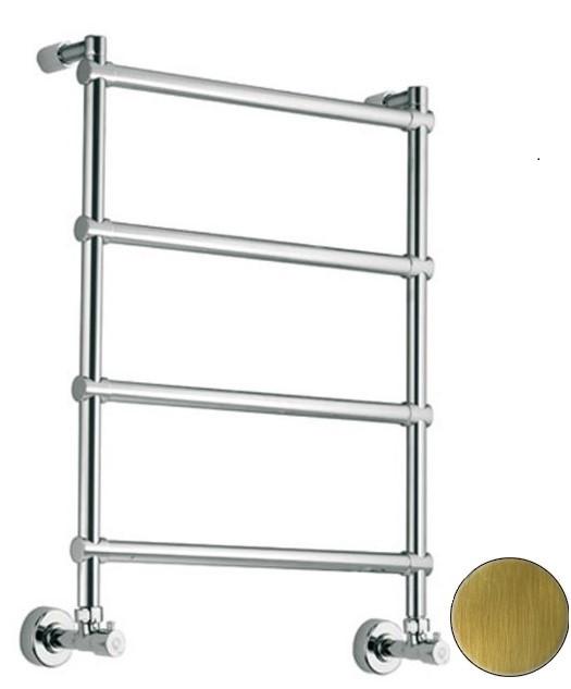 Полотенцесушитель водяной Margaroli Sole 442/370 бронза