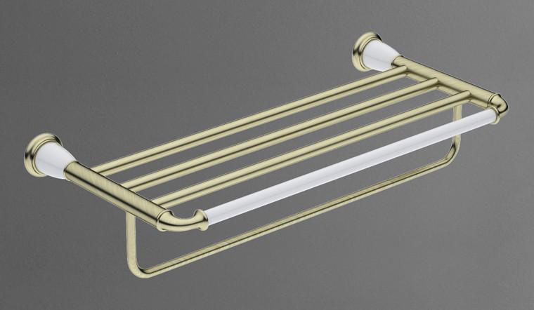 Полка для полотенец 60,5 см Art&Max Bianchi AM-E-2610-BR