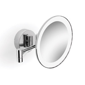 Поворотное косметическое зеркало с подсветкой Lansberger 71585