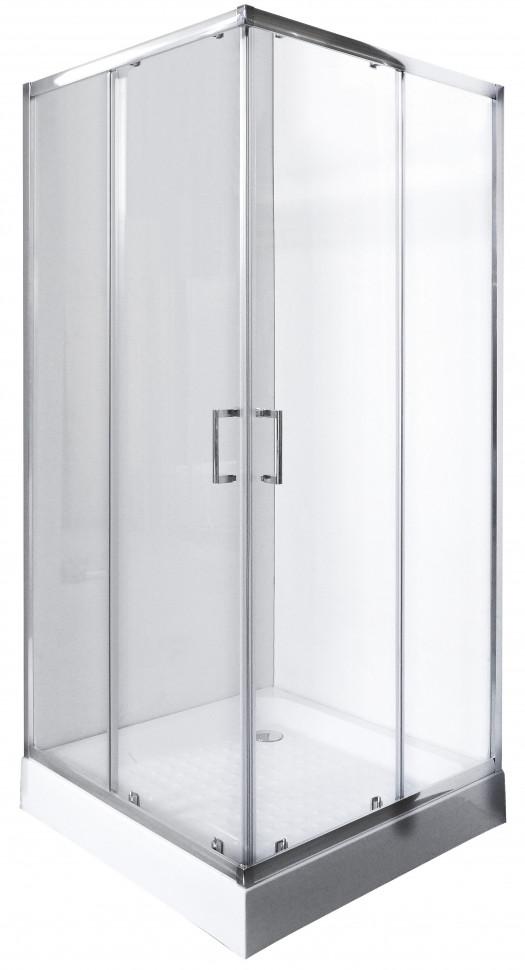 Душевой уголок 90х90 см Rush Victoria VI-S29090 прозрачное цены онлайн