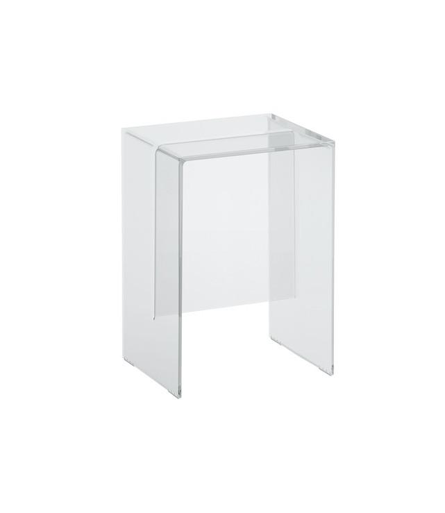 Табурет для ванной прозрачный Laufen Kartel by Laufen 3.8933.0.084.000.1