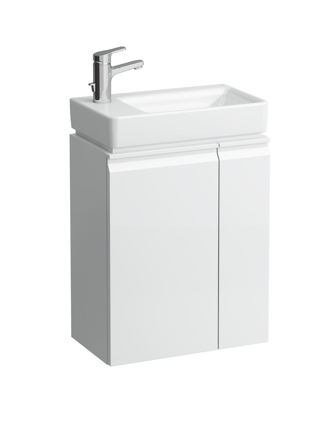 цены на Тумба белый матовый 47 см Laufen Pro New 4830010954631 в интернет-магазинах