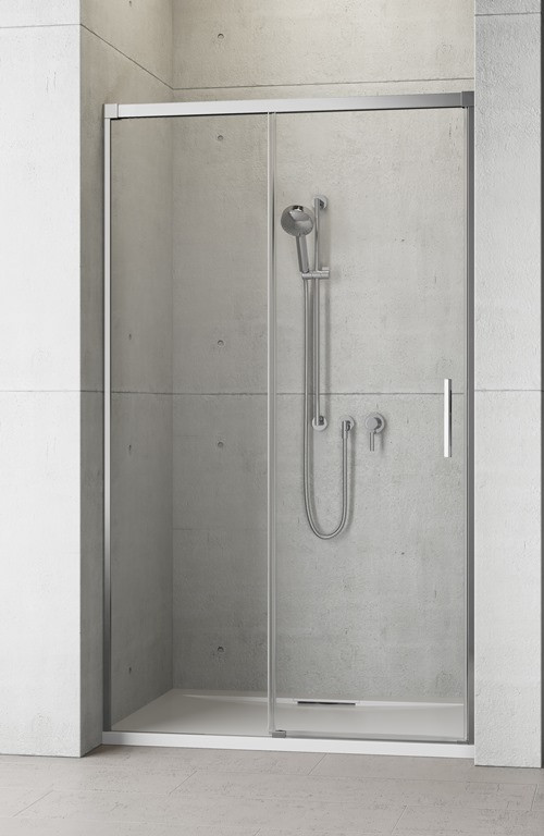 Душевая дверь Radaway Idea DWJ 140 L прозрачное душевая дверь radaway idea dwj 150 l прозрачное