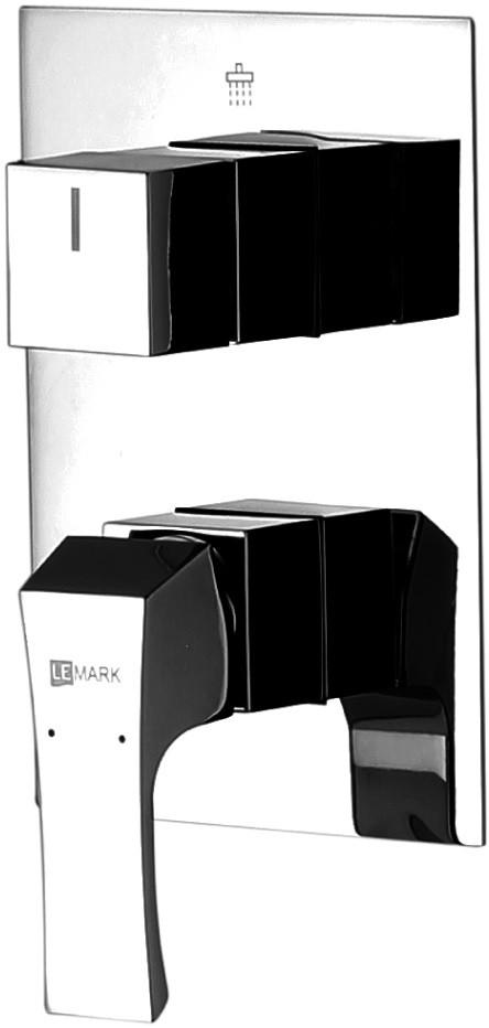Смеситель для ванны Lemark Unit LM4527C