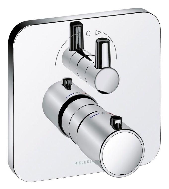 Термостат для ванны Kludi E2 498300575 поручень для ванны kludi e2 хром 4998105