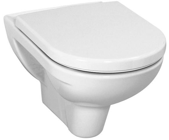 Унитаз подвесной Laufen Pro 8209500000001 шкаф пенал laufen pro new 35 подвесной l белый матовый