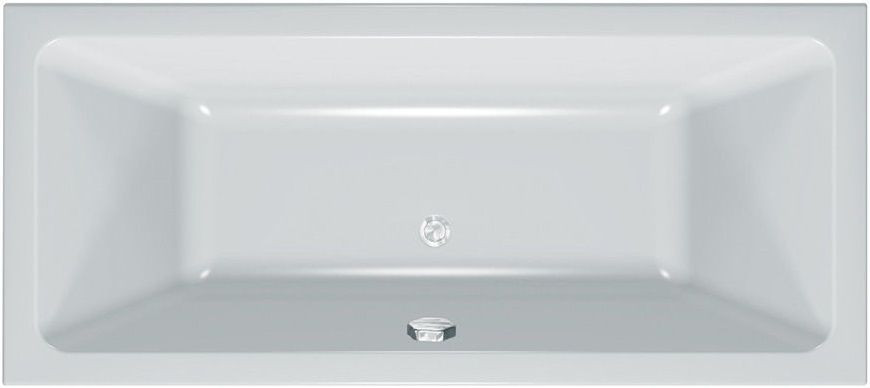 Акриловая ванна 180х80 см Kolpa San Elektra Basis акриловая ванна с гидромассажем kolpa san elektra luxus 180x80 см на каркасе слив перелив