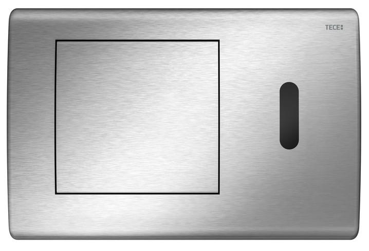 Смывная клавиша бесконтактная, питание от батареи 6 В Tece TECEplanus нержавеющая сталь 9240350 смывная клавиша бесконтактная питание от батареи 6 в tece teceplanus нержавеющая сталь 9240350