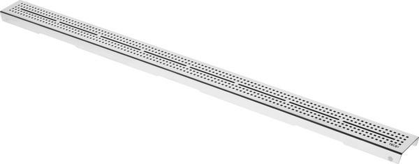 Декоративная решетка 643 мм Tece TECEdrainline quadratum глянцевый хром 600750 фото