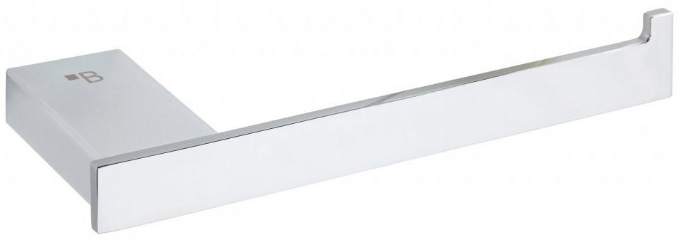 Держатель туалетной бумаги Bemeta Via 135012022 держатель туалетной бумаги bemeta с крышкой 150x90x150мм 104212012